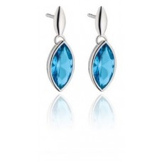 Fiorelli - Blue CZ Marquise Earrings