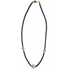 Black Garnet Freshwater Pearls
