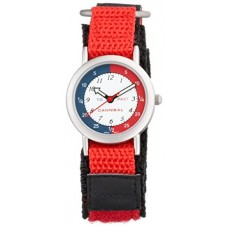 Cannibal - Red Strap Watch