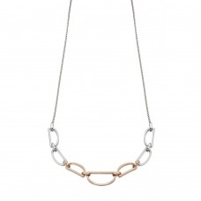 Fiorelli - Rosegold Link Necklace