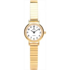 Royal London – Ladies Watch with Gold Elastic Strap